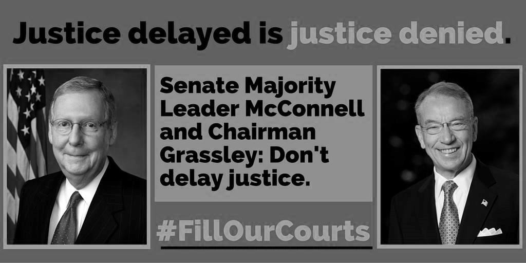 Grassley and McConnell