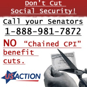 No Chained CPI, Iowa Citizen Action Network, iowacan.org