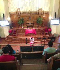 Trinity United Methodist Church in Des Moines, Iowa Citizen Action Network, iowacan.org